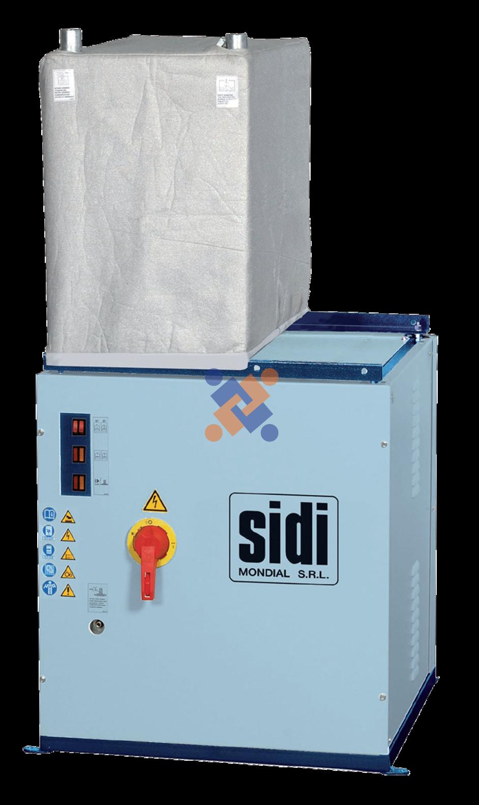 SIDI BR-базовая модель
